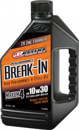 Maxima Maxum 4 Break-In Hi-Perf. 4-Cycle Oil 10W-30 1L - 30-10901