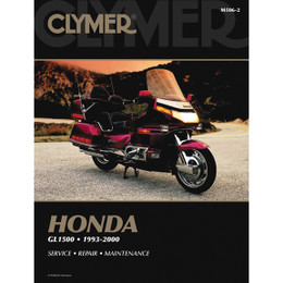 Clymer M506-2 Service Shop Repair Manual Honda GL1500 1993-2000