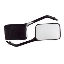 EMGO Universal Long Stem Deluxe GP Mirror Pair (20-78207)