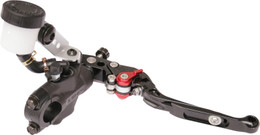 BRAKING RADIAL BRAKE MASTER CYLINDER 16MM BLACK LEVER (MC6603)
