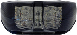 Dmp Powergrid Tail Light (Smoke) - 905-6389D