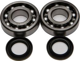 All Balls Crankshaft Bearing/Seal Kit - 24-1045