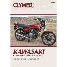 Parts & Accessories Manuals & Literature M452 CLYMER Kawasaki ...