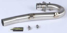 Pro Circuit Stainless Steel Head Pipe - 02211458