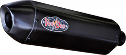 Voodoo Performance Series Exhaust Single W/Out Bags Black - VPESPYL3B