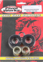 Pivot Works Water Proof Wheel Collar Kit F Ront Yam - PWFWC-Y09-500