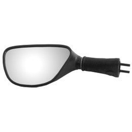 EMGO OEM Replacement Mirror for 98-02 Kawasaki ZX600R/900R Left Side Black