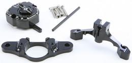 Psr Steering Damper Kit Blk Yamaha - 07-00852-22