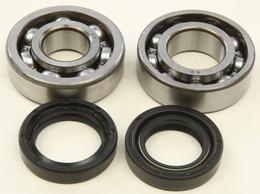 All Balls Crankshaft Bearing/Seal Kit - 24-1073