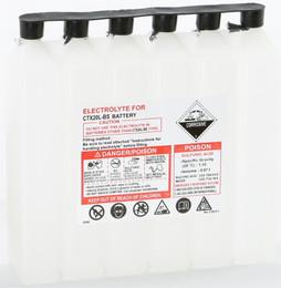 Wps Sealed Battery Electrolyte Pac K 900Cc - 900CC CTX