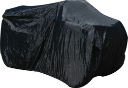 WPS COVER X (BLACK) (ATV COVER BLK XL)