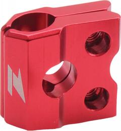 ZETA BRAKE LINE CLAMP (RED) (ZE92-0206)
