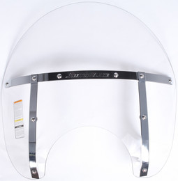 National Cycle Switchblade Windshield Chopped (Clear) - N21435