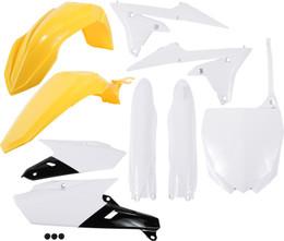 Acerbis Plastic Kit Yzf250/450 60Th An Niversary Yellow - 2374181070