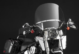 National Cycle Switchblade 2-Up Clr H-D Road King - N21139