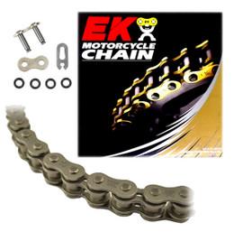 EK 520SRO6 O-Ring Motorcycle Chain (Clip Master)