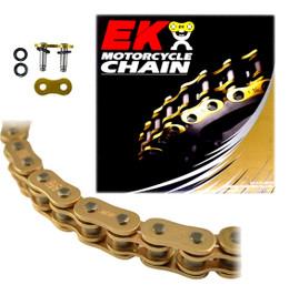 EK 530ZVX3 Gold Ultra High Performance NX-Ring Motorcycle Chain