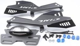 Puig Fender Elimin Kit Blk Hon Cbr6 00Rr '07-10 W/Brake/Tail Light - 4453N