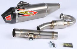 Pro Circuit Ti-6 System W/Carbon Cap - 0321525F