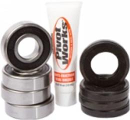 Pivot Works Front Wheel Bearing Kit - PWFWK-S13-020