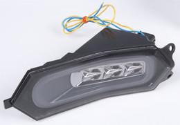 Dmp Powergrid Tail Light (Smoke) - 905-6749D