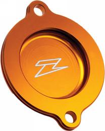 Zeta Oil Filter Cover (Orange) - ZE90-1417