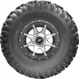 GBC DIRT COMMANDER 25X8-12 (AE122508DC)