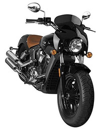 """National Cycle Nat Cycle Wave Indian Scout Dr K Smk 10.5"""" - N21605"""
