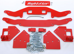 High Lifter Atv Lift Kit Polaris Rzr Xp - PLK900RZR-51