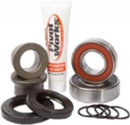 Pivot Works Water Proof Wheel Collar Kits Rear Hon - PWRWC-H07-500