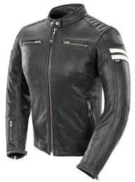 Joe Rocket Classic '92 Jacket Black / White Ladies