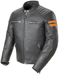 Joe Rocket Classic '92 Jacket Black / Orange Mens