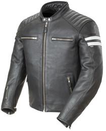 Joe Rocket Classic '92 Jacket Black / White Mens
