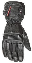 Joe Rocket Rocket Burner Leather Gloves Black Mens