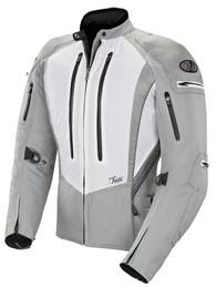 Joe Rocket Atomic 5.0 Jacket White / Silver Ladies