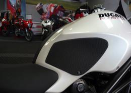 TechSpec Snake Skin Gripster Tank Grip for Ducati 696 / 796 / 1100 Monster 09-13