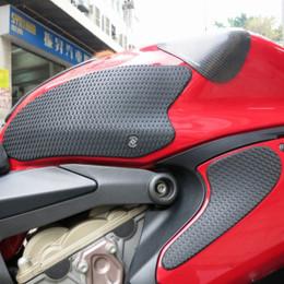TechSpec Snake Skin Gripster Tank Grip for Ducati Panigale 899 2014 / 1199 12-14