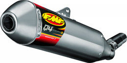 Fmf Exhaust Q4 Hex S/A Slip-On - 042328