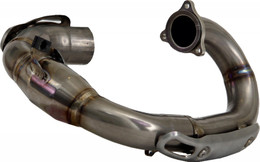 Fmf Exhaust S/S Megabomb Header W/Mid Pipe Yam Yz450F '14 - 044402