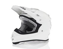Suomy MX Jump Solid White Helmet
