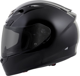 Scorpion Exo-R710 Full-Face Solid Helmet Black