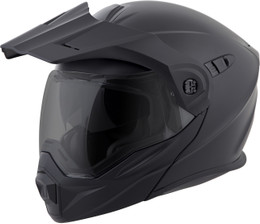 Scorpion Exo-At950 Modular Solid Helmet Matte Black