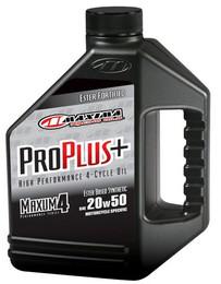 MAXIMA MAXUM 4 PROPLUS 4-CYCLE OIL 20W-50 1GAL (30-039128)