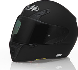Shoei RF-SR Matte Black Helmet