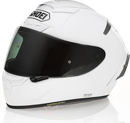 Shoei X-14 White Helmet
