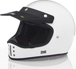 Nexx XG200 Solid White Gloss Helmet