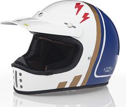 Nexx XG200 Superhunky Blue Helmet