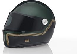 Nexx XG100R Motordrome Green Helmet