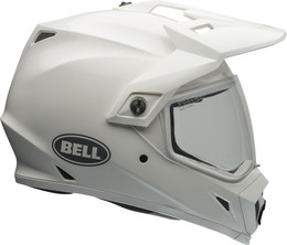 Bell MX-9 Adventure MIPS Gloss White Helmet