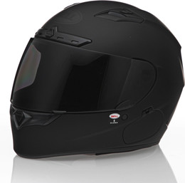 Bell Qualifier DLX Blackout Matte Black Helmet